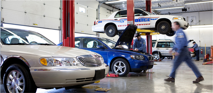 Services at M&M - Repairs and Maintenance